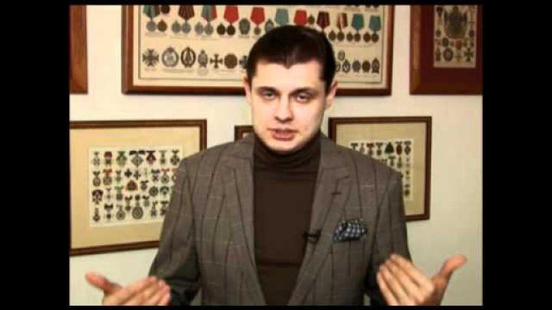 Тривиально глупа пустышка Понасенков
