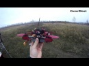 Самый лучший китайский квадрокоптер JJPRO 175 Обзоры Полеты Падения