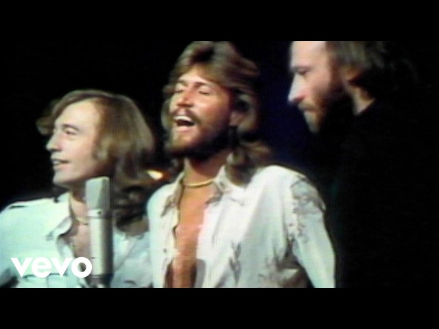 Bee Gees Too Much Heaven Official Music Video