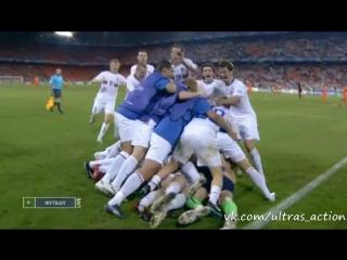 Голландия - Россия. Чемпионат Европы-2008, 1/4 финала.