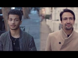Jordan Fisher ft. Lin-Manuel Miranda - You're Welcome
