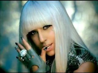 Lady Gaga - Poker Face (клип 2008 Леди Гага)