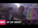 DJ Luke Nasty BET Hip Hop Awards 2017 Instabooth Freestyle