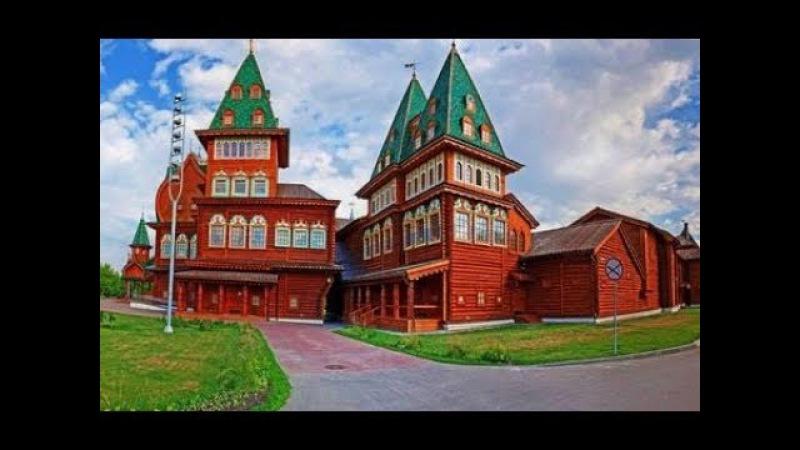 Коломенский дворец царя Алексея Михайловича в Москве: обзорная экскурсия