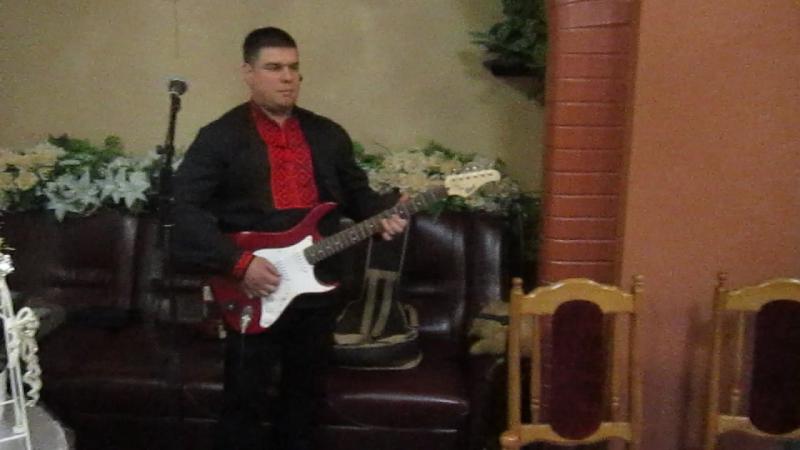 Інструменталка весілля ресторан Сова