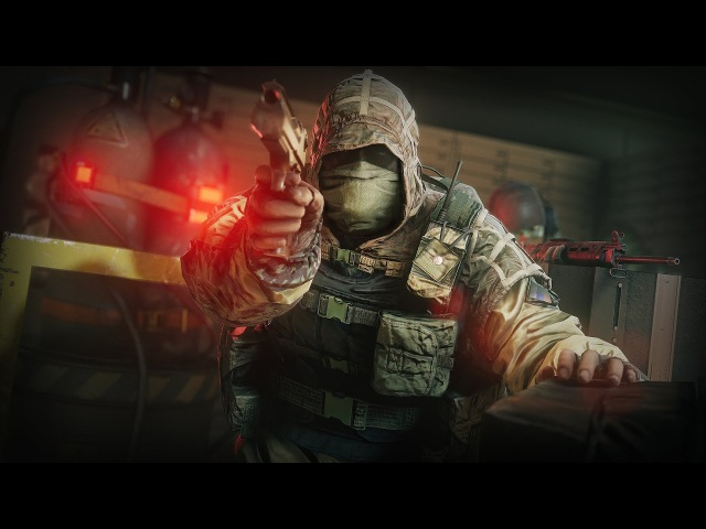 Tom Clancy's Rainbow Six Siege Матрёшка в тиме