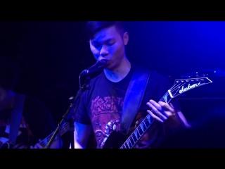 HEXFIRE - Live At Hidden Agenda 2016