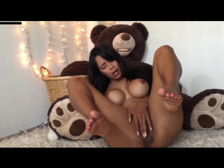 Alohalisa using my favorite toys to make me squirt