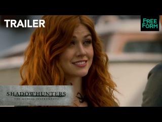 Comic-Con 2017 Trailer Season 2B | Shadowhunters | Freeform