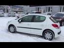 Купить Peugeot 207 (Пежо 207) 1.4 МТ 2009 г. с пробегом бу в Саратове Автосалон Элвис Trade-in