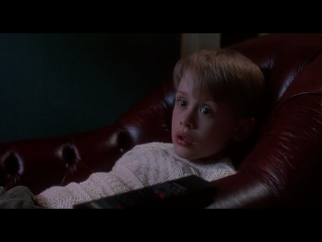 Трейлер фильма «Один дома 2», если бы его снимал Ридли Скотт