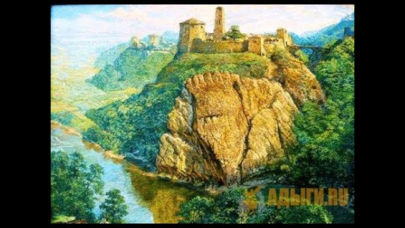 Об открытии древней крепости в Горячем Ключе