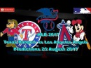 MLB The Show 17 Texas Rangers vs Los Angeles Angels Predictions MLB2017 (23rd August 2017)