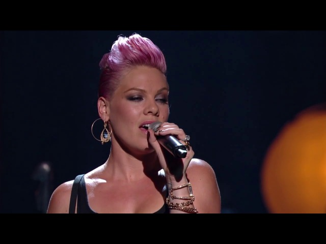 P!nk Nate Ruess - Just Give Me A Reason (Live)