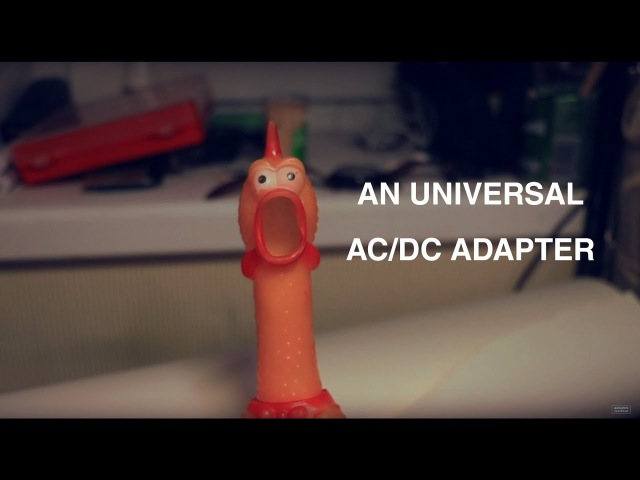 An Universal AC/DC Adapter or My New Project (again)