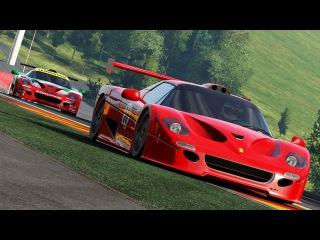 Project CARS 2: Ferrari F50 GT - Classic GT1 race at Circuit de Spa-Francorchamps