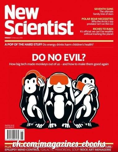 New Scientist Magazine - February 10 2018