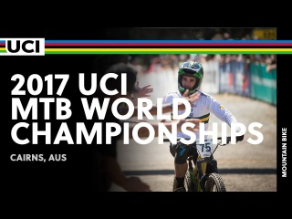 2017 UCI Mountain bike World Championships - Cairns (AUS) / Men DHI