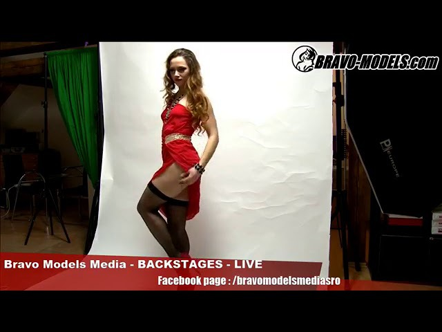 BravoSexy photoshoots backstages Model Jessica 02