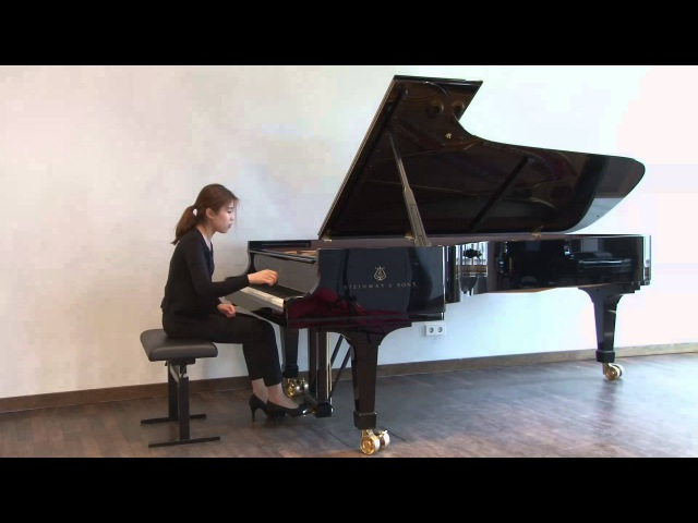J.S.Bach: Präludium und Fuge B-Dur (BWV 866) - Shinyoung Lee