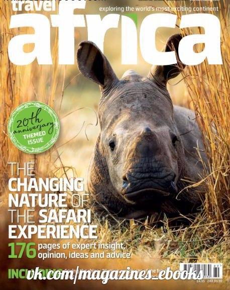 Travel Africa Issue 80 OctoberDecember 2017 (1)
