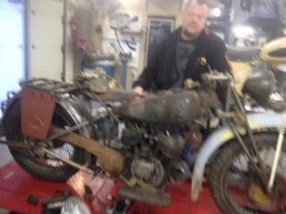 Мотоателье Ретроцикл - реставрация мотоциклов — Live