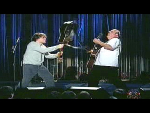 Tenacious D | Different Verse of Tribute | Last Call with Carson Daly
