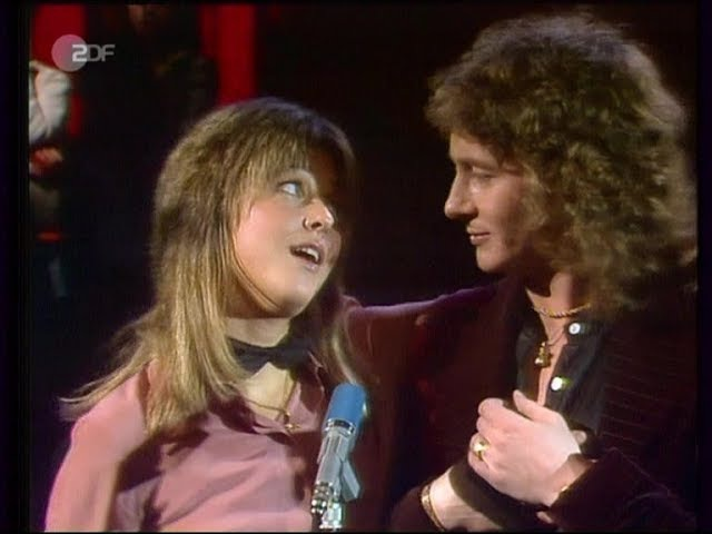 Chris Norman Suzi Quatro Stumblin' In 1978 Спотыкаясь ality Version
