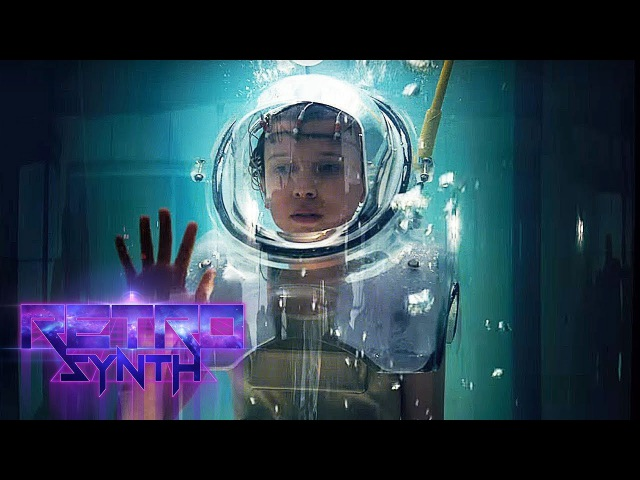 Neon Valley KVlt Eleven Electronic Rock Synthwave 2017 Stranger Things
