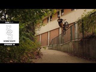 Dan Coller Raw Throwbacks! - Ep. 14 Kink BMX Saturday Selects // insidebmx