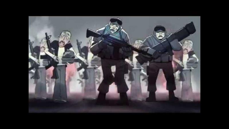IN-SHADOW - Современная Одиссея - Анимированный короткометражный фильм