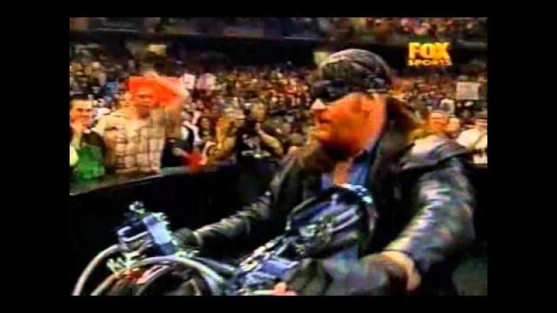 WWF RAW 5222000 Undertaker Ameican Badass Full Return Debut Segment