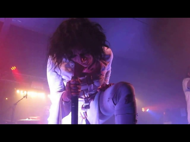 Lacuna Coil Naughty Christmas Moonlight Music Hall Diest 9 december 2017