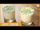 Masala Chaas - Buttermilk (Taak) | Indian Cold Drink | Basic Cooking | Recipe by Archana in Marathi