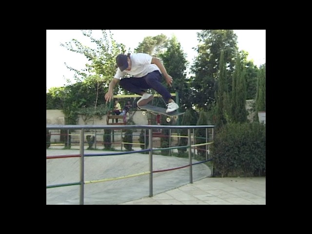 Isle x SkatePal Pieces Of Palestine