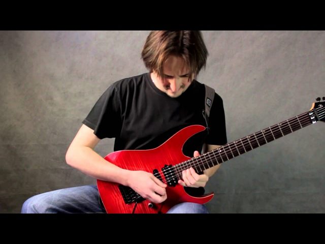 Joe Satriani The Crush Of Love Cover by Vladimir Shevyakov