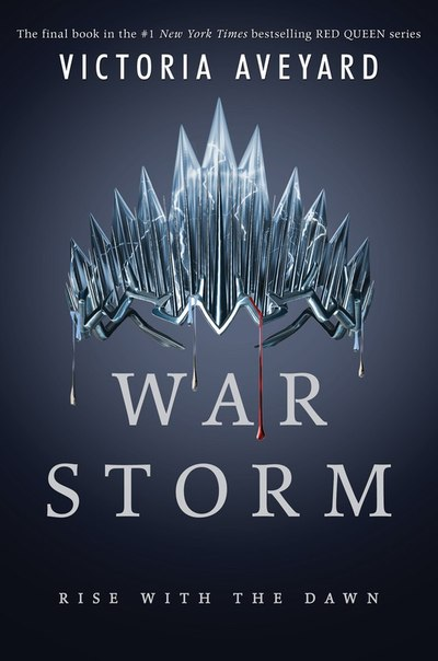 War Storm (Red Queen #4)