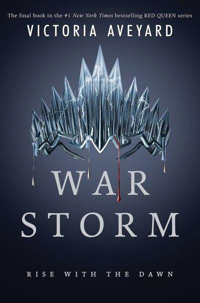 War Storm (Red Queen #4)