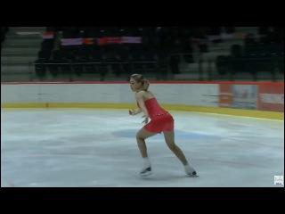 Алиса Федичкина. Tallinn Trophy 2017. ПП