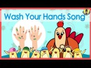 Wash Your Hands Song Music for Kids The Singing Walrus