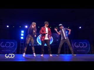 Màn nhảy Poping HAY NHẤT THẾ GIỚI!!!