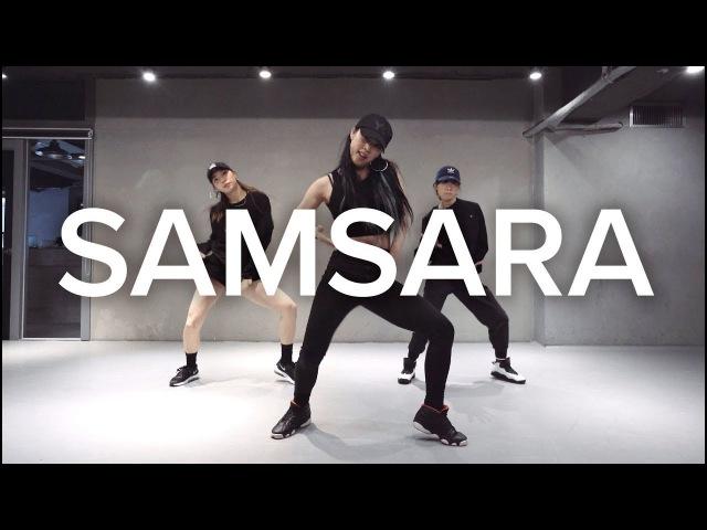 Samsara Tungevaag Raaban Jane Kim Choreography