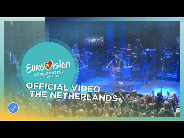 Waylon - Outlaw In Em - The Netherlands - Official Video - Eurovision 2018