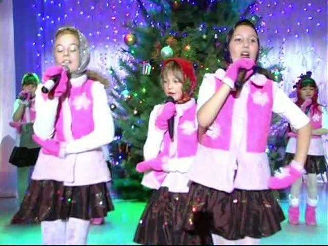 Валенки,поют Капельки12 января 2010год