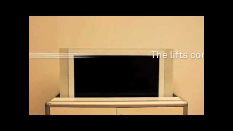 MMotion Lift моторизированный лифт для ТВ