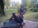 Персональный фотоальбом Александра Кузнецова