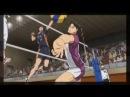 Haikyuu!! S3 E10 Karasuno Vs Shiratorizawa Last Point