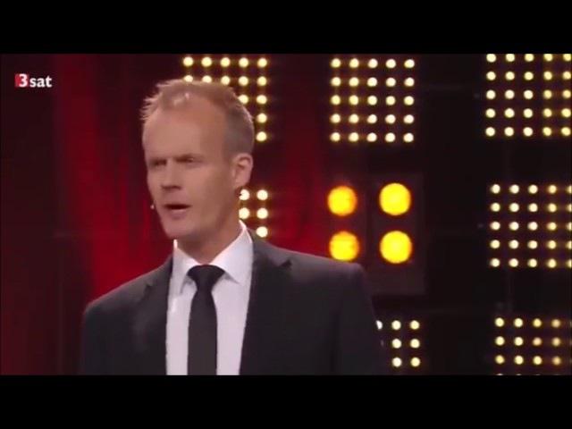 Max Uthoff Gegendarstellung | Best Comedy Satire