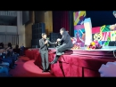 Mashxurbek Yuldashev Avaz Ohun konsertida