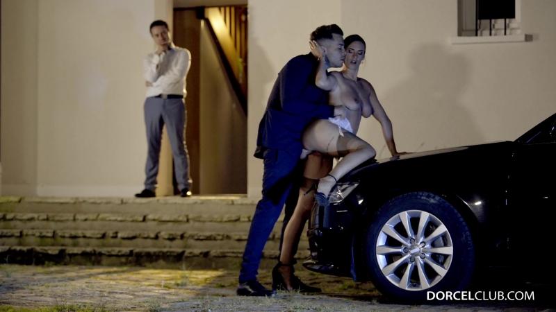Claire Castel A voyeur husband ( All Sex Hardcore Anal Porn